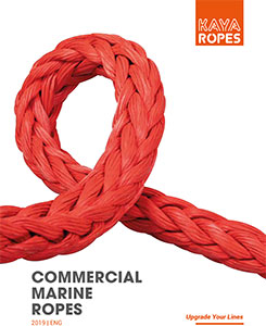 COMMERCIAL MARINE ROPES