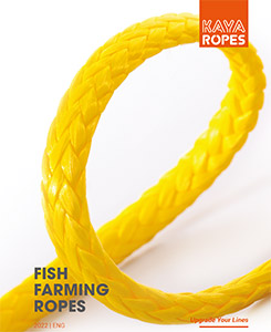 FISH FARMING ROPES