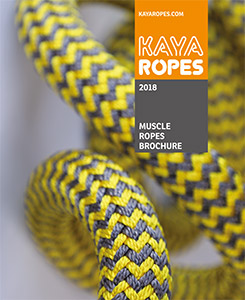 MUSCLE ROPES 2018