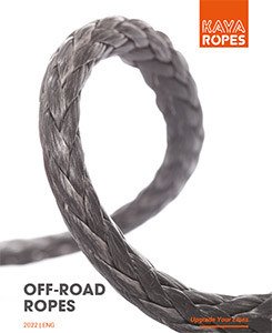 OFF-ROAD ROPES